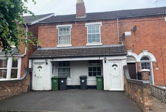 Thumbnail Commercial property for sale in 25-27 Shrubbery Street, Kidderminster, Worcestershire