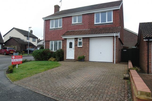 4 bed detached house for sale in Mendip Avenue, Eastbourne