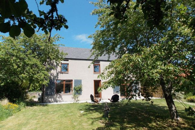 Thumbnail Property for sale in Torphins, Banchory
