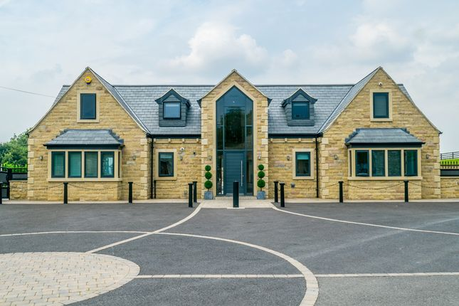 Thumbnail Equestrian property for sale in Woodcock Farm, Back Lane, Leeds