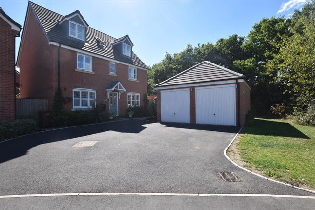 Thumbnail Property to rent in Pardoe Drive, Pershore