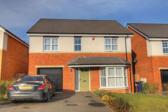 Thumbnail Detached house for sale in Century Way, East Rainton, Houghton Le Spring