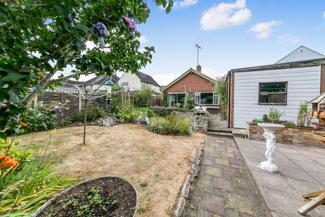 Thumbnail Detached bungalow for sale in Audley Road, Colchester