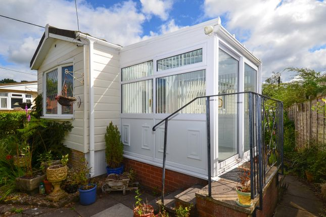 Thumbnail Mobile/park home for sale in Off Linthurst Newtown, Blackwell, Worcestershire