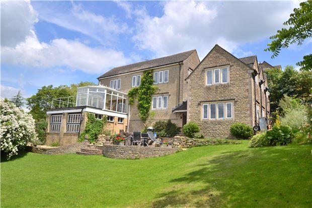 Thumbnail Detached house for sale in Bridle Croft, Lye Lane, Cleeve Hill, Cheltenham, Gloucestershire