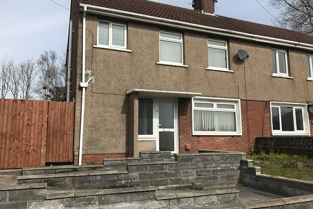 Thumbnail Semi-detached house to rent in St. Helier Drive, Port Talbot, Neath Port Talbot.