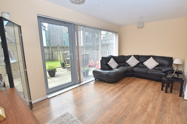 Lounge of 69 Grieve Road, Greenock PA16