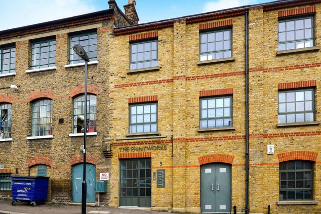 Thumbnail Flat for sale in Nettlefold Place, West Norwood