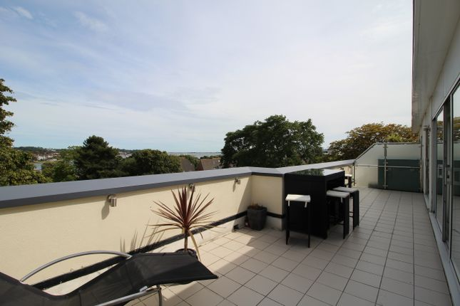 Thumbnail Flat to rent in Seldown Road, Poole