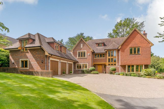 Thumbnail Detached house for sale in Mill Lane, Chalfont St Giles, Buckinghamshire