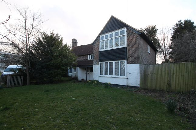 Thumbnail Detached house for sale in Collington Lane East, Bexhill-On-Sea