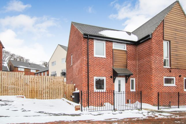 Thumbnail Semi-detached house for sale in Pearsons Drive, Leeds