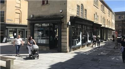 Thumbnail Retail premises to let in 5 Old Bond Street, Bath, Bath And North East Somerset
