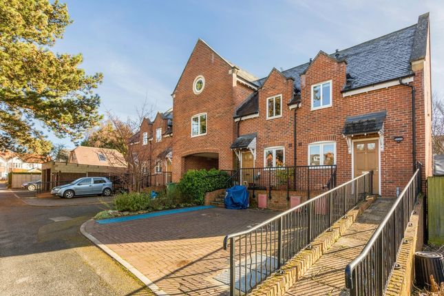 Thumbnail End terrace house to rent in College Gate, Cheltenham
