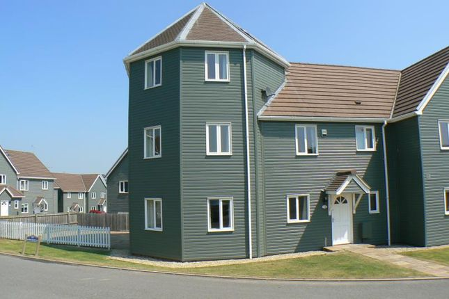 Thumbnail Semi-detached house to rent in Wiltshire Crescent, Vastern, Wiltshire SN4 7Pb
