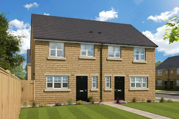 "Thumbnail Property for sale in ""The Kellington At Highgrove Place"" at Accrington Road, Burnley"