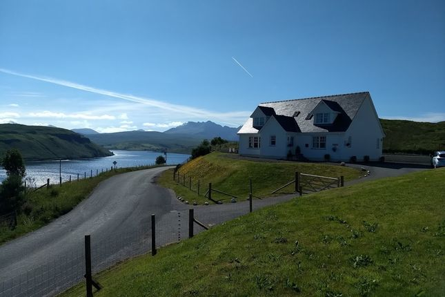 Thumbnail Detached house for sale in 5 Carbostbeg, Carbost, Isle Of Skye