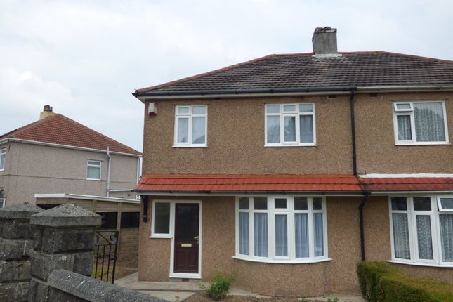 Thumbnail Property to rent in Ayreville Road, Plymouth, Devon