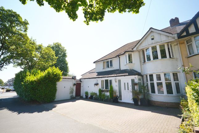 Thumbnail Semi-detached house for sale in Baldwins Lane, Hall Green, Birmingham