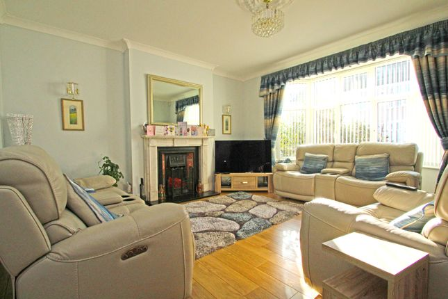 Living Area of Glenwood Road, Mannamead, Plymouth PL3
