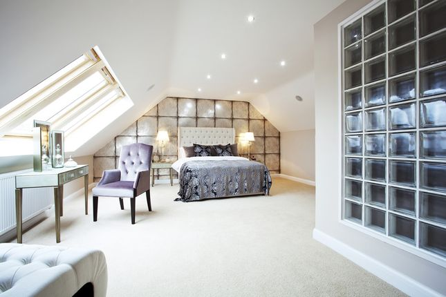 Master Bedroom of The Lytham, Wyre Grange Lodge Lan, Singleton, Poulton-Le-Fylde, Lancashire FY6