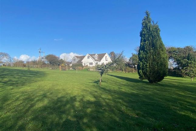 Thumbnail Detached bungalow for sale in West Hook Road, Hook, Haverfordwest