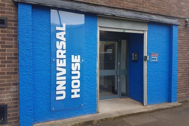 Office to let in Universal House, Sheffield