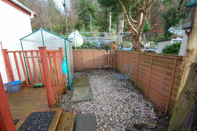 Garden of Ashcroft, Kirkfieldbank, Lanark ML11