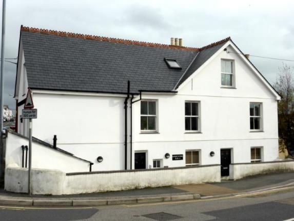 Thumbnail Flat for sale in Woodland Road, St Austell, Cornwall