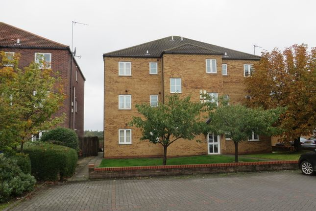 2 bed flat to rent in Foxton Way, Brigg DN20