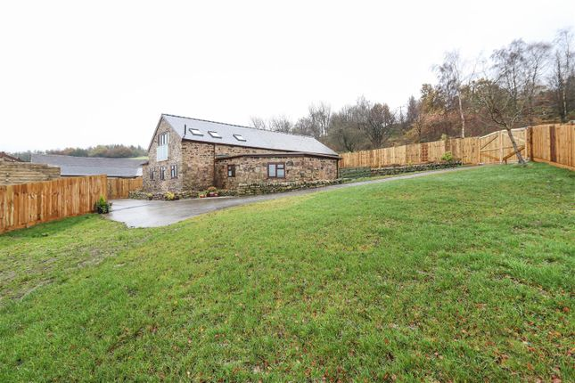 Thumbnail Detached house for sale in Nether Highoredish Farm, Highoredish, Ashover