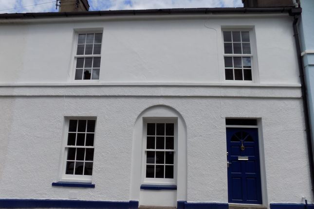 Thumbnail Terraced house to rent in Tower Street, Crickhowell