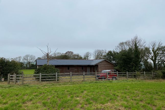 Thumbnail Land for sale in Newcastle Emlyn