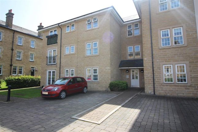 Thumbnail 1 bed flat for sale in Whernside Court, Jackson Walk, Menston