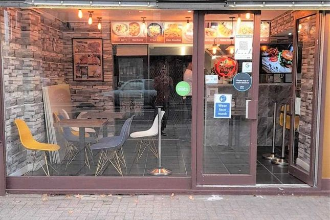 Thumbnail Retail premises for sale in Chingford Mount Road, London, East London