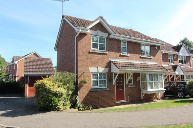 Thumbnail Detached house for sale in Rectory Drive, Exhall, Coventry