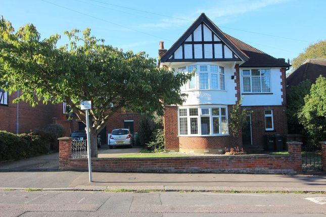Thumbnail Detached house for sale in Lansdowne Road, Luton, Bedfordshire