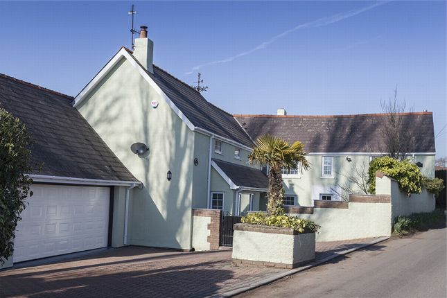 Thumbnail Detached house for sale in Michaelston-Y-Fedw, Cardiff