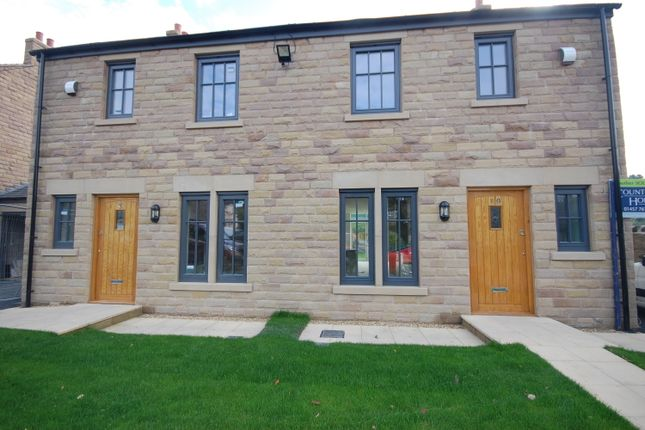 Thumbnail Mews house for sale in Victoria Street, Glossop