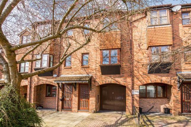 Thumbnail Terraced house for sale in Jockey Lane, Knaresborough, North Yorkshire, .