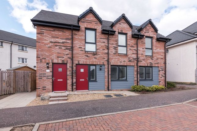 Thumbnail Flat for sale in South Chesters Lane, Bonnyrigg, Midlothian