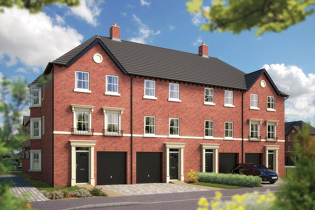 Bovis Homes St George S Park Stafford