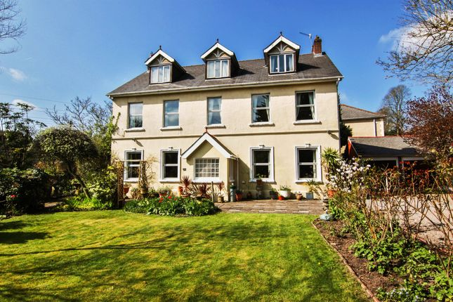 Detached house for sale in Rectory Villas, Crumlin, Nr Blackwood
