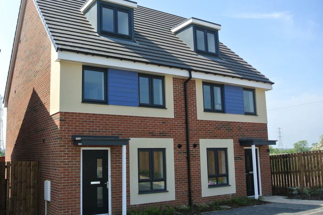 Thumbnail Property to rent in Roseden Way, Great Park, Newcastle Upon Tyne
