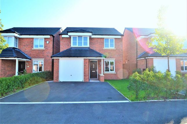 Thumbnail Detached house to rent in Chelmer Way, Eccles, Manchester