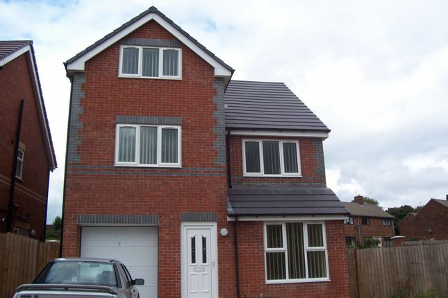 Thumbnail Detached House To Rent In Hamilton Close Esh Winning Durham