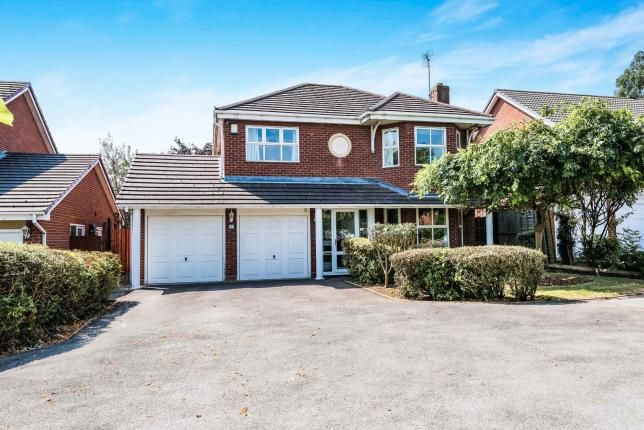 Thumbnail Detached house for sale in Magdalene Road, Walsall, West Midlands