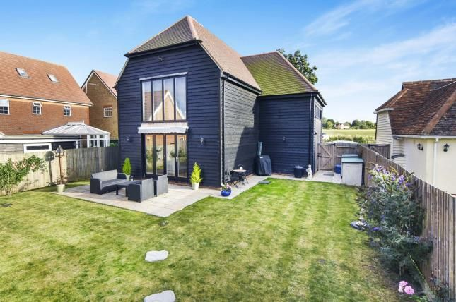 Thumbnail Detached house for sale in Hastingwood, Essex