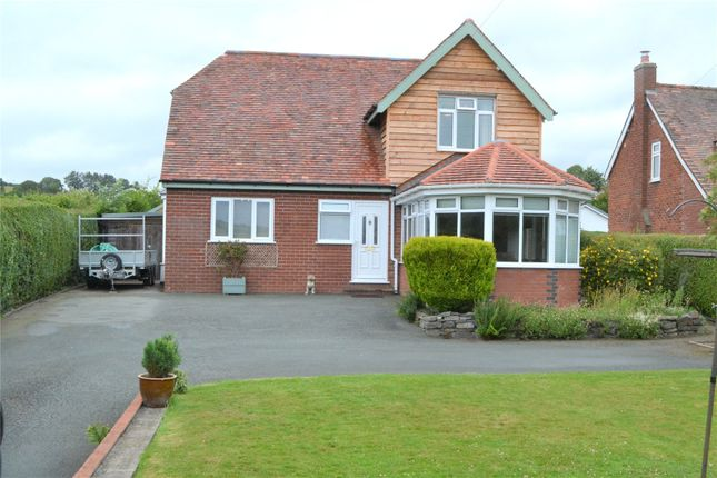 Thumbnail Detached house for sale in Old Barn Lane, Barnfields, Newtown, Powys