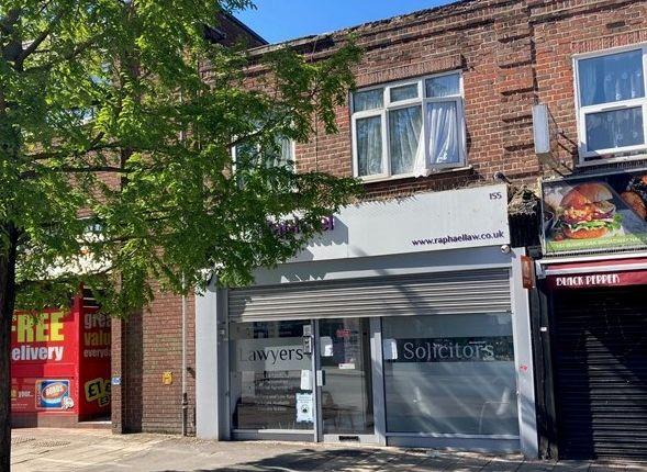 Thumbnail Retail premises for sale in Burnt Oak Broadway, Edgware/Burnt Oak